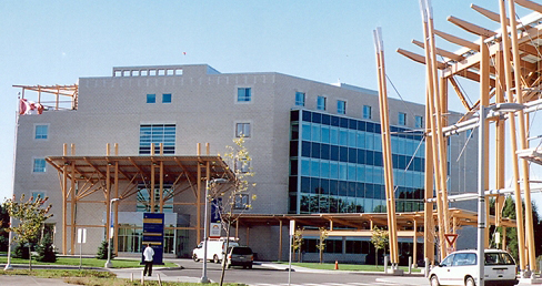 Accomodation Centre/Professional Building, Thunder Bay Regional Hospital